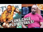 Luke Cage Plot Details Revealed! (Nerdist News w/ Jessica Chobot)