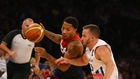 Rose, Team USA Pull Away From Puerto Rico  - ESPN