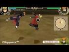 Naruto Sannin VS Pain - PSP (GamePlay)-(NarutoShippudenUltimateNinjaImpact)
