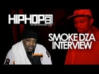 Smoke DZA Talks 'Dream.ZONE.Achieve', Personal Weed Strain, Being Independent & More With HHS1987
