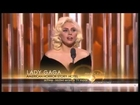 Lady Gaga wins best actress at the golden globe awards 2016