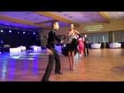 Mistrzostwa Polski 2014 PZTS Junior II LATIN Jive Nowacki Molenda Tajak Sztuce