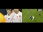 Martin Odegaard - Two Pannas & Crazy Skills vs Croatia [Euro Qualifier] (28-03-15)