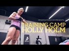 Holly Holm Training Camp Journal