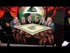 Graffiti about the ILLUMINATI - NWO dominion