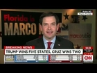 Jake Tapper Tries Really Hard to Snap Marco Rubio Out of His Denial - 3/1/16