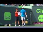 Djokovic Tracks Down Hot Shot Miami 2016