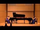 第18回国際ピアノデュオコンクール演奏部門(大賞Liang-He Duo課題曲)The 18th International Piano Duo Competition 2013
