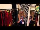 Danni King - The Wandering White Rabbit Fashion Vlog - Shopping down Brick Lane