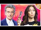 DOCTOR WHO Overload! New Characters & Monsters! (Nerdist News w/ Jessica Chobot)