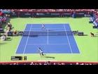 Nadal Strikes Running Pass For Montreal 2015 Hot Shot