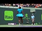 2016 Miami Open Hot Shot   Serena Williams