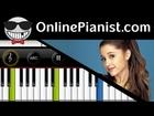 Ariana Grande ft. Iggy Azalea- Problem Easy Piano Tutorial