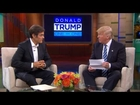 Exclusive Sneak Peek: Donald Trump Talks to Dr. Oz