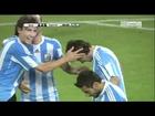 Gol de Messi en HD Argentina vs Brazil 1-0 HD