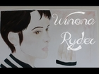 Watercolour Painting | Winona Ryder