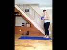 10 Minute Low Impact Medicine Ball Circuit Workout