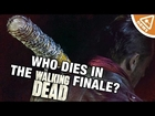 Who Will Die on The Walking Dead Season Finale? (Nerdist News w/ Jessica Chobot)