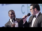 Kevin Hart & Josh Gad Crashed Our Wedding