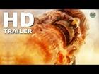 Attack On Titan - Live Action Official Trailer #2 - Shingeki No Kyojin (HD)