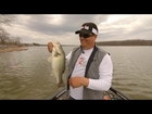 Fishing Lipless Crankbaits on Windblown Flats and Points for Bass