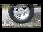2013 Crager Wheels and Tires Golf Cart Wheels  Chrome for sa