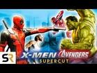 NEW MARVEL TRAILER! X-Men VS Avengers Epic Battle (Fan Made)