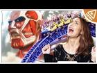 Attack on Titan theme park is EPIC!! (Nerdist News w/ Jessica Chobot WTFridays)