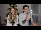 CHRISTMAS MEDLEY ( White Christmas/Minuit Chrétien/Hallelujah ) || Alicia Moffet & Kevin Bazinet