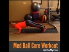 Chris Freytag   Medicine Ball Core Workout