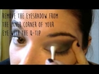 Clubbing Makeup Tutorial with Q-tips!Trucco discoteca!
