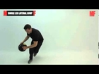Full body medicine ball workout