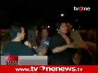 Waria elit Terjaring Razia di Taman Lawang Menteng Jakarta Pusat
