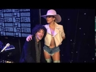Lady Gaga - 'Million Reasons' Live On The Howard Stern Show
