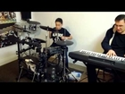 Matthew(drums) vs Aslan Gotov(piano teacher)