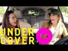 Undercover Lyft with Demi Lovato