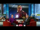 Robert Downey Jr. Talks 'Iron Man 4'