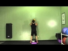 Medicine Ball Wall Toss - HASfit Medicine Ball Exercises - Medicine Ball Exercise