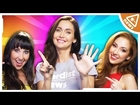 6 Fantasy Siblings You Wish You Had! ft. The Hillywood Show (Nerdist News w/ Jessica Chobot)