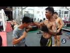 Buakaw Banchamek Punch Test
