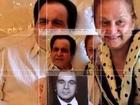 Big B, Dharmendra, Aamir launch Dilip Kumar's autobiography