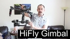 GoPro HERO3+ with HiFly Gimbal