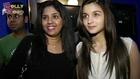 Alia Bhatt, Mahesh Bhatt, and Imtiaz Ali at  Lower Parel & Juhu PVR Cinema for 'Highway'