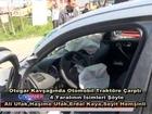 Otomobil Traktöre Çarptı 4 Yaralı