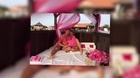 Katie Price And Kieran Hayler's Pink Paradise