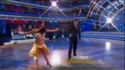 Sharna Burgess & Tony Dovolani - Samba