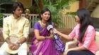 #Diwali On The Sets of Julun Yeti Reshimgathi - Zee Marathi Serial - Prajakta Mali, Lalit Prabhakar