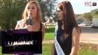 Clémence Kurek Miss Meuse 2014 et Margaux Baudon, deuxième dauphine Miss Meuse 2014 - Salon du Mariage et des cérémonies de Verdun
