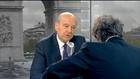 Pour Alain Juppé, la dissolution n'est pas une solution