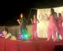 College girls dance great performance